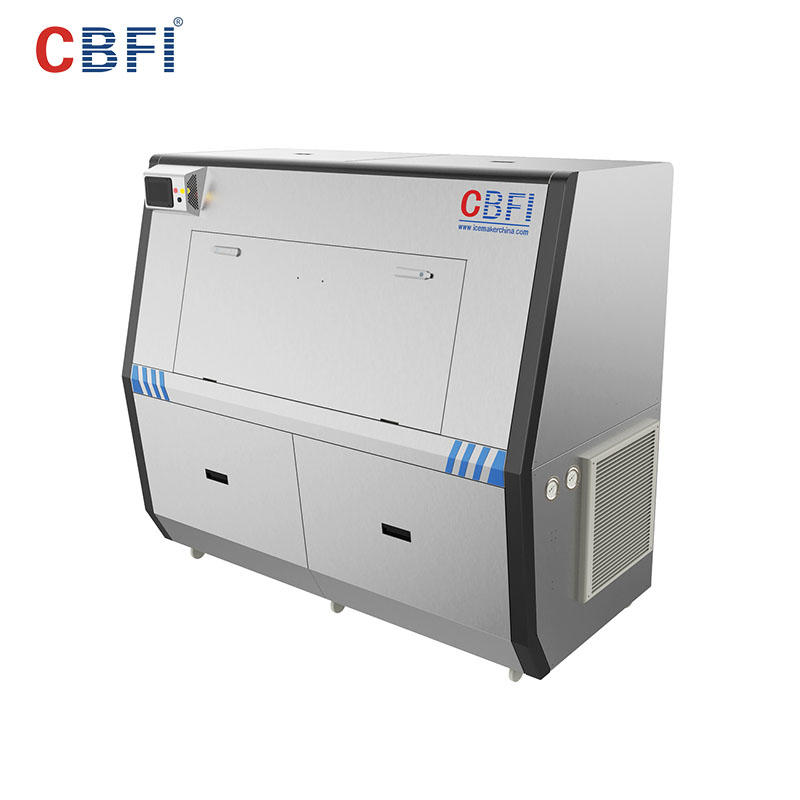 CBFI PIM01 Pure Ice Machine For Ice Sphere And Ice Sculpture