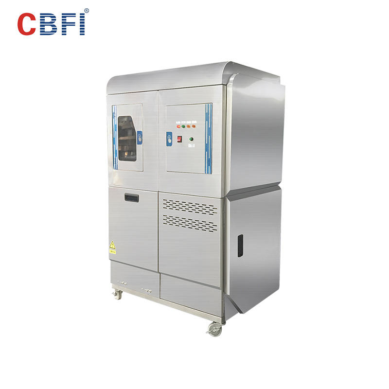 CBFI PBJ Series Edible Flake Ice Machine For Food Grade Flake Ice
