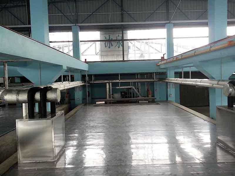 Günlük 60 Ton Blok Buz Makinesi Fabrikası, Malezya