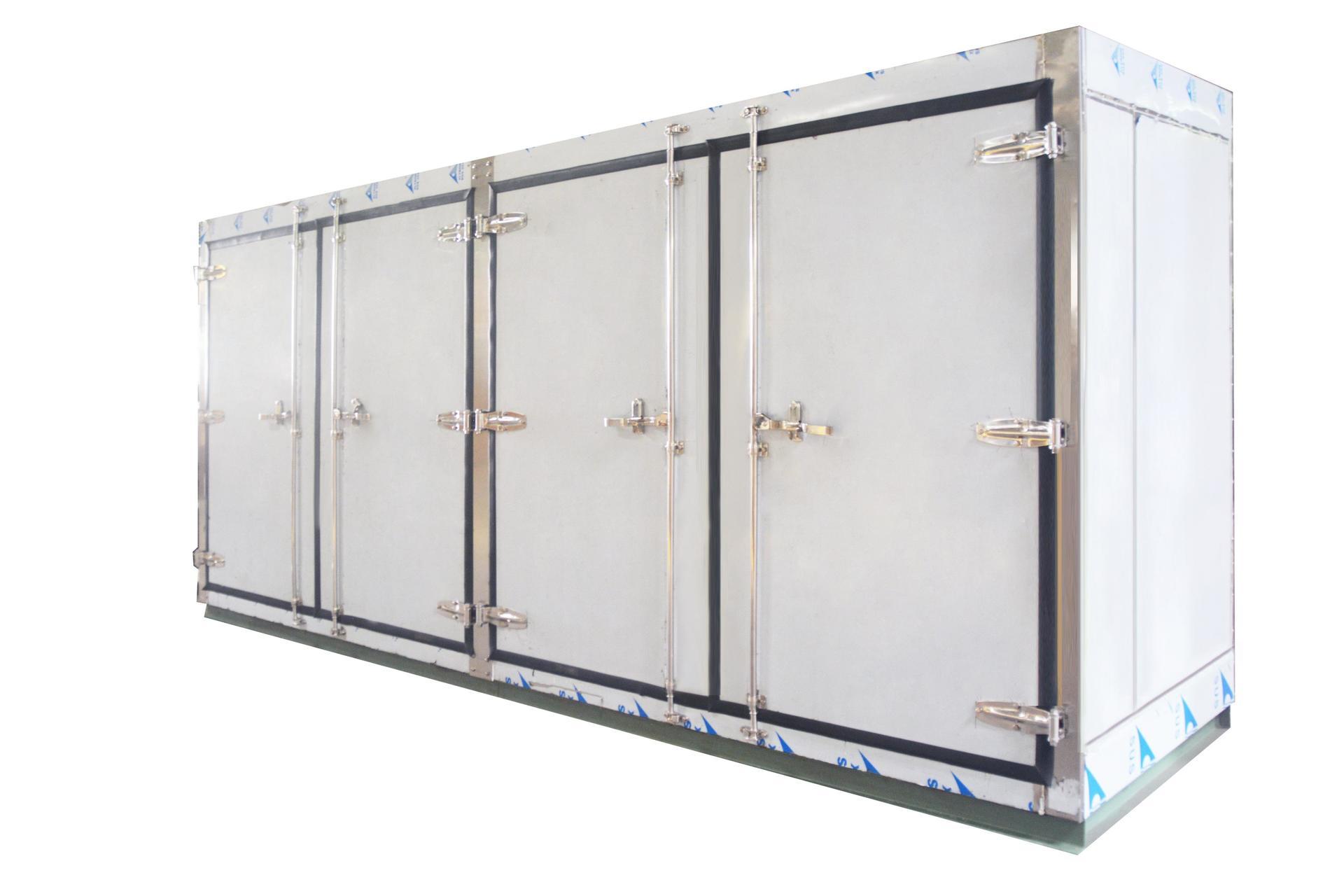 Морозильник серии CBFI JD для обработки и консервирования пищевых продуктов