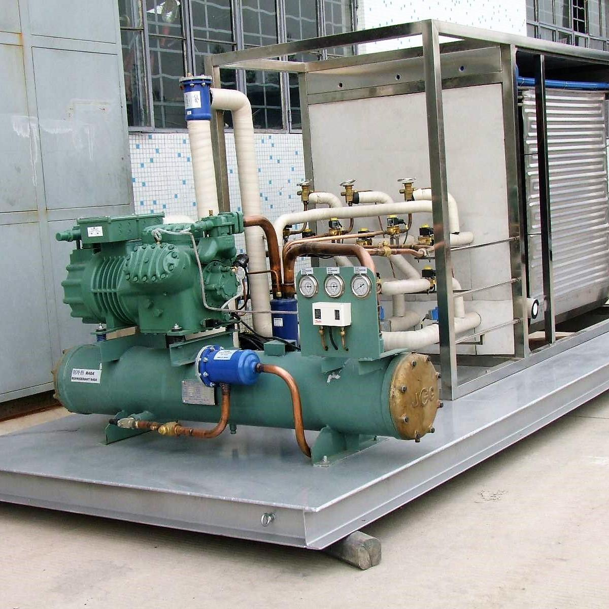 CBFI VDS Series Low-Temperature Water Chiller For Food Processing
