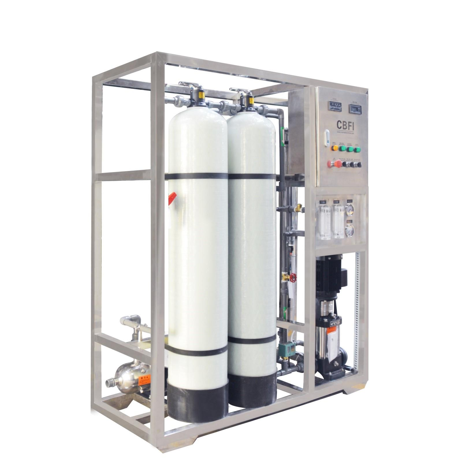 CBFI Water Filter Purifying 250~1000 Liters Per Hour