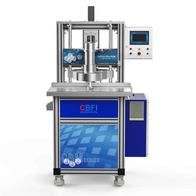 CBFI CBM Series Ball Ice Machine For High-End Consumption
