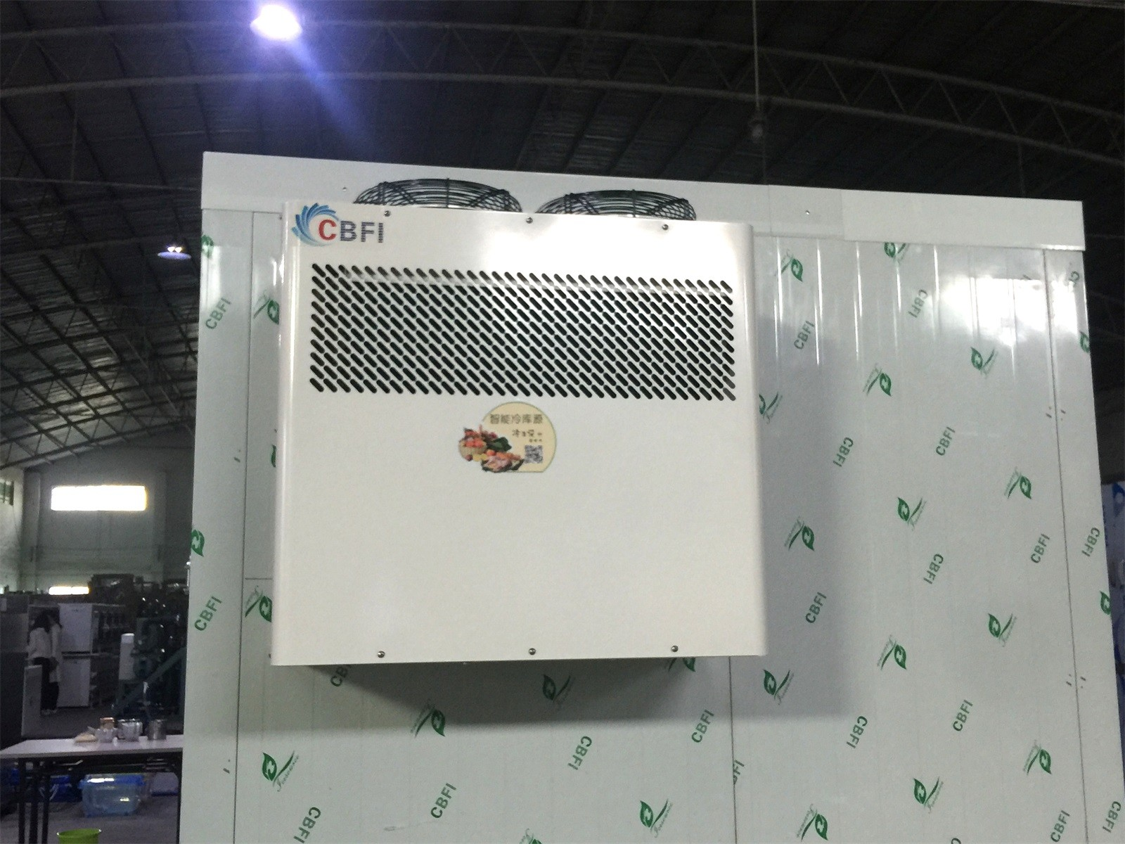 CBFI room parrot ice machine long-term-use for freezingg-4