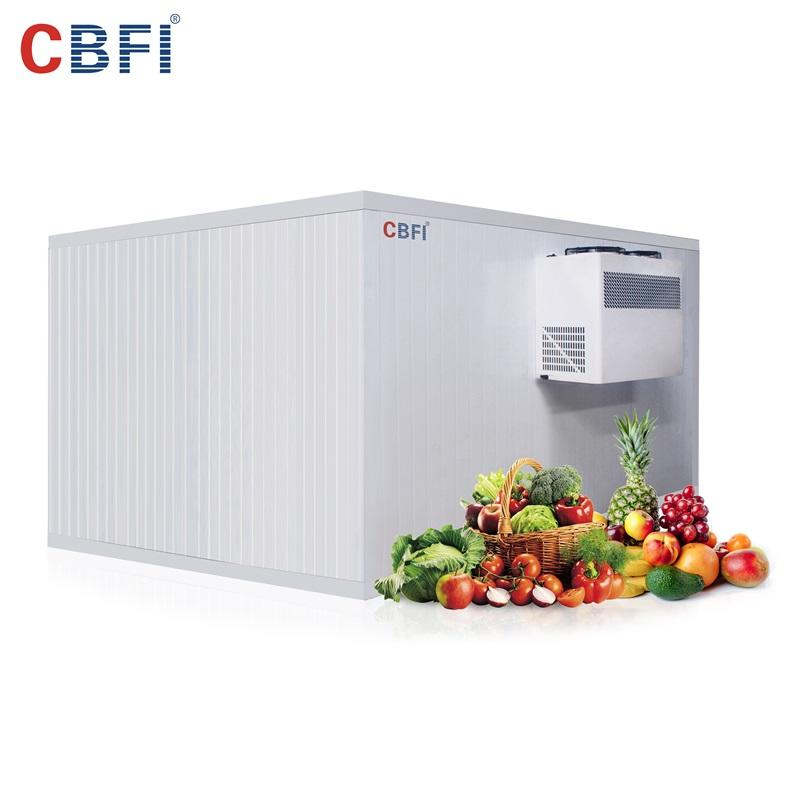 CBFI VCR Series Cold Storage Room For Fruits & Vegetables