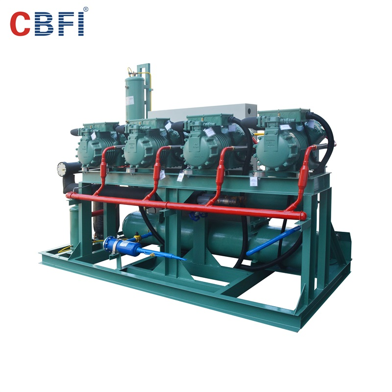CBFI cold 10 ton ice machine plant for cold drink-10