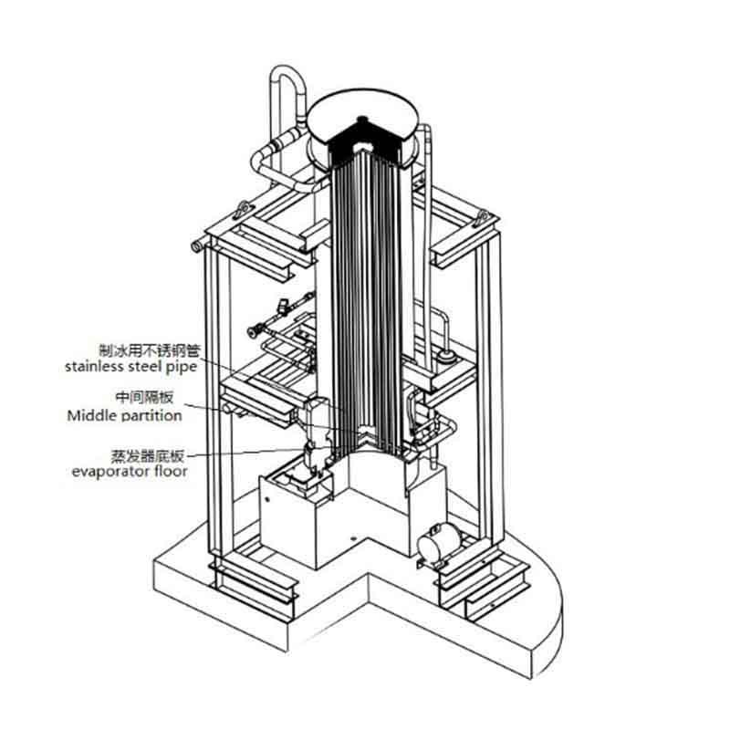 CBFI-Find Vogt Tube Ice Machine Cbfi Tv50 5 Tons Per Day