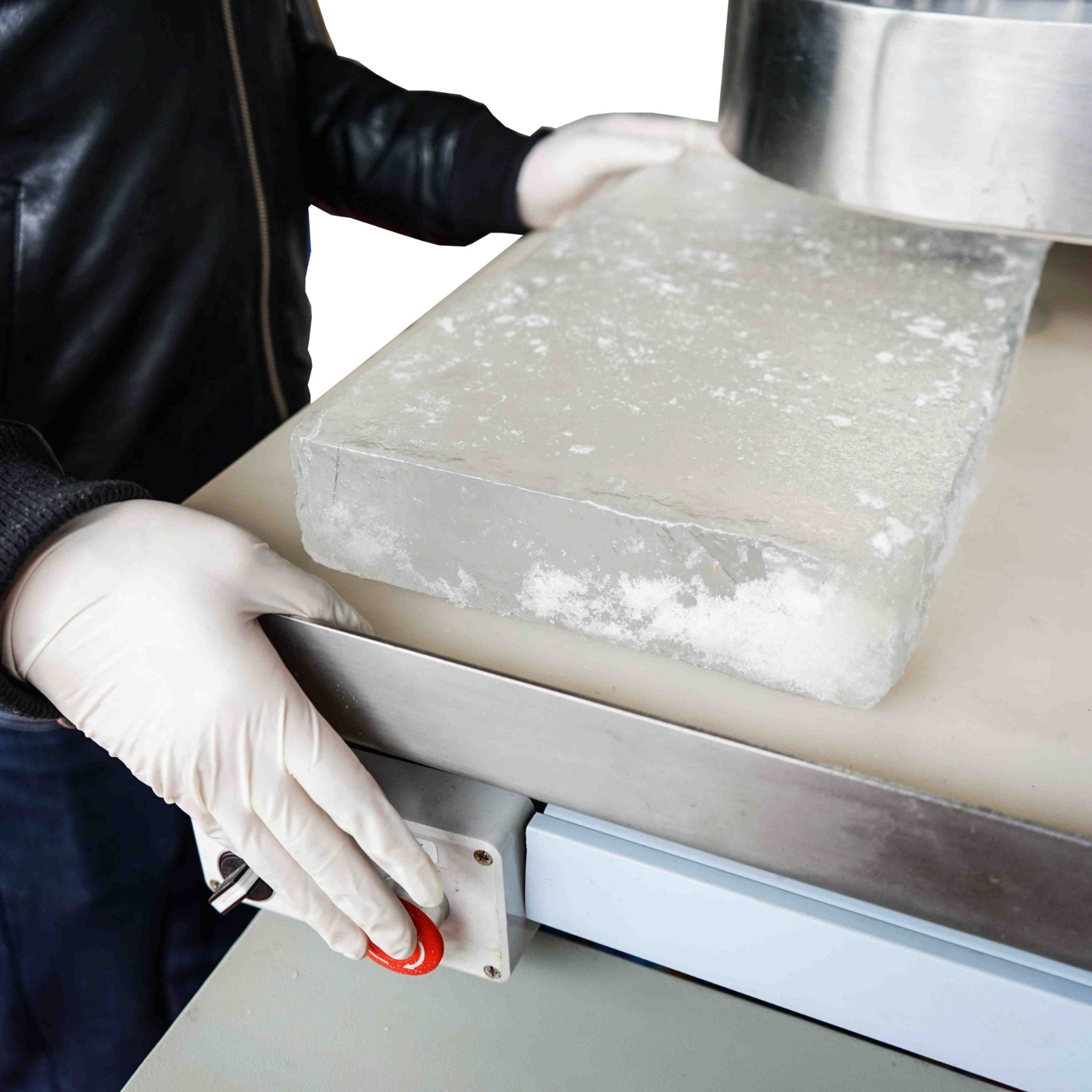 easy to use refurbished ice maker machine type for ice bar-9