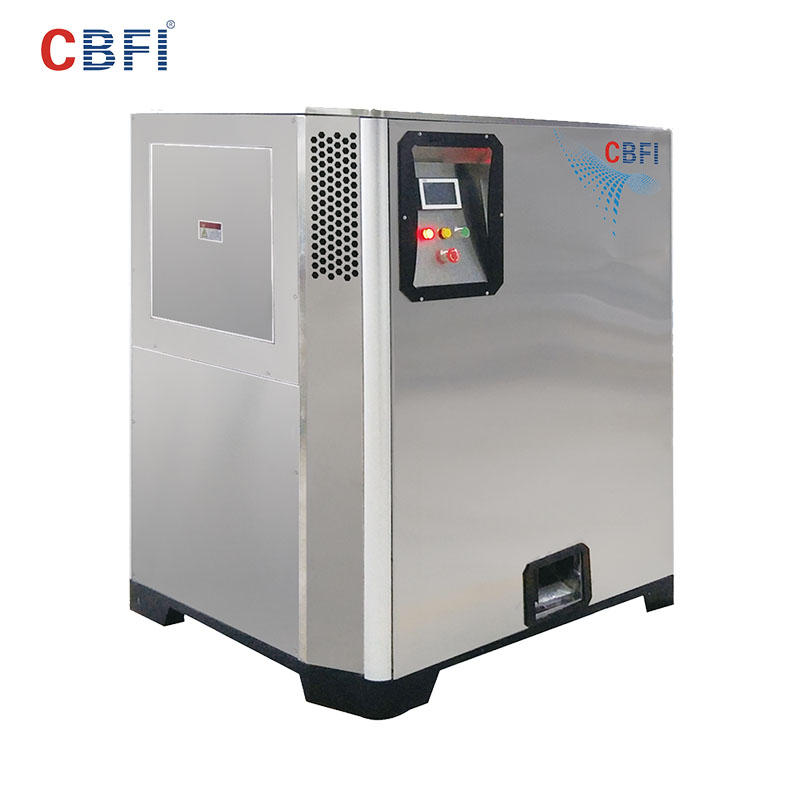 easy to use refurbished ice maker machine type for ice bar-11