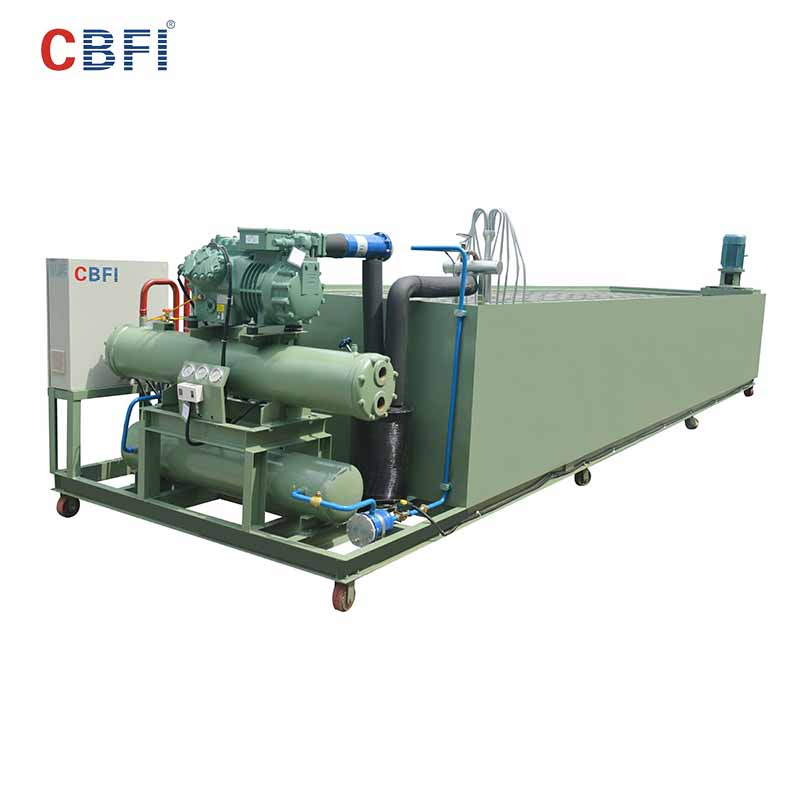 CBFI-Professional Block Ice Machine Commercial Ice Block Machine