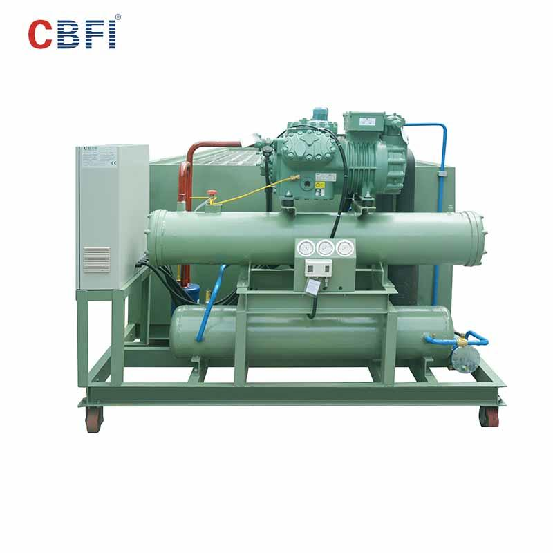 CBFI coil block ice machine bulk production for block ice machine