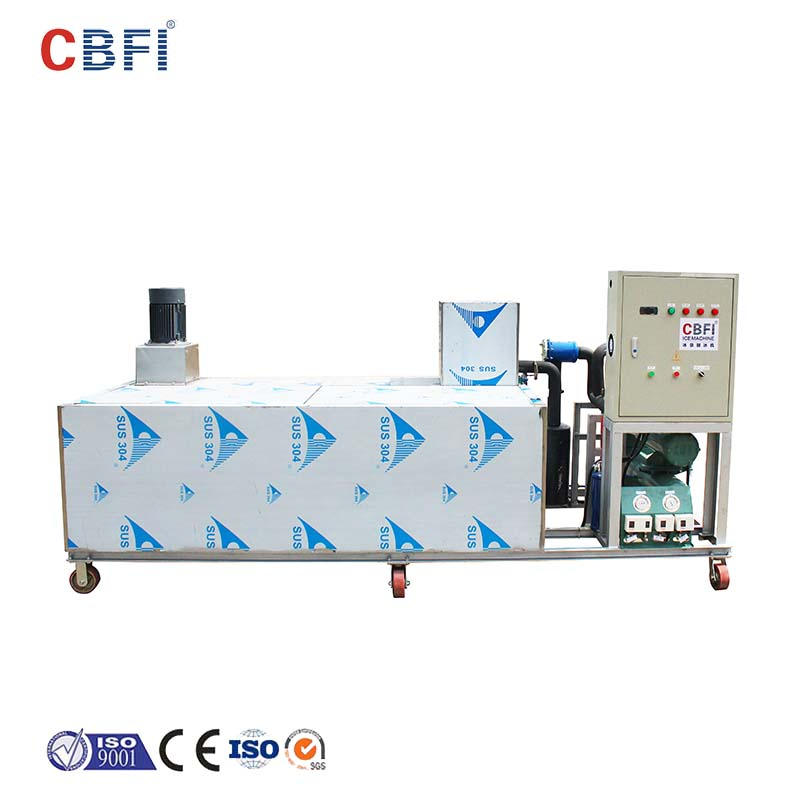 CBFI coil block ice machine bulk production for block ice machine-15