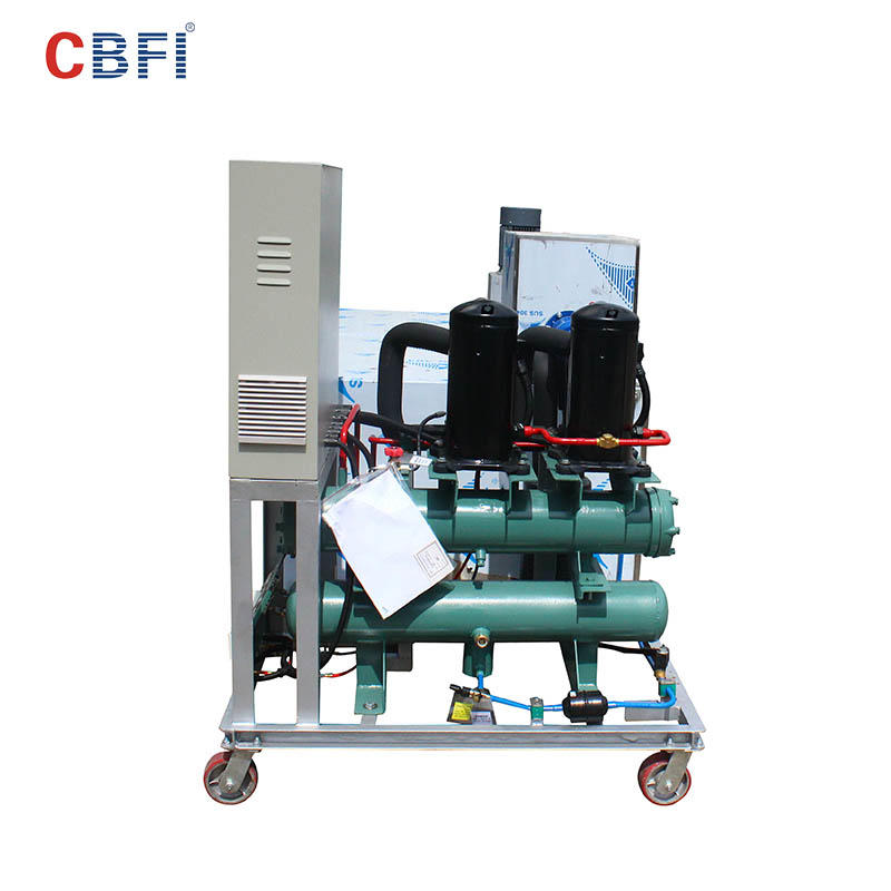 CBFI widely used polar ice machine bulk production for summer