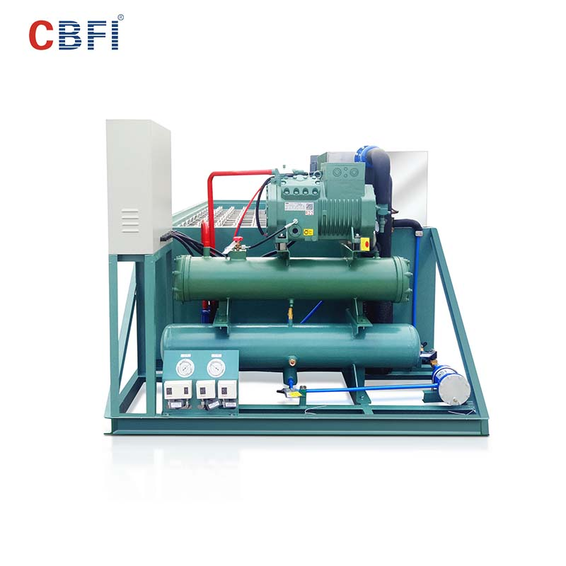 CBFI professional ice cube machine in china for cooling-1