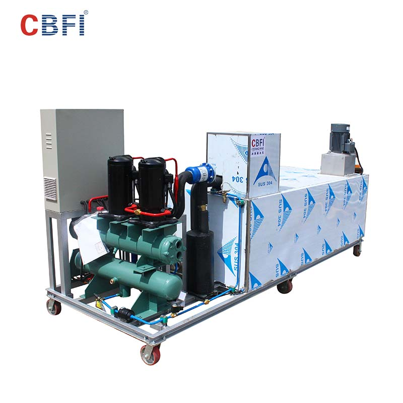 CBFI professional ice cube machine in china for cooling-2
