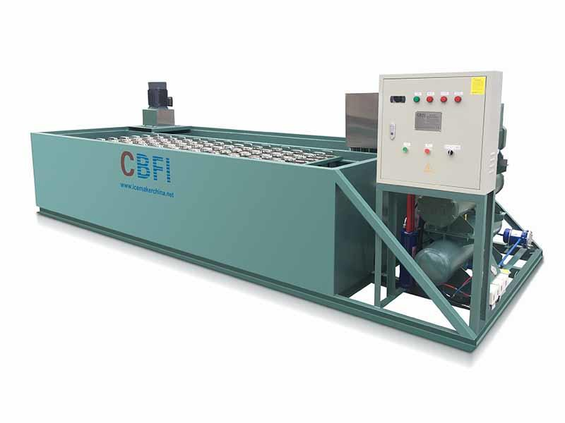 CBFI professional ice cube machine in china for cooling
