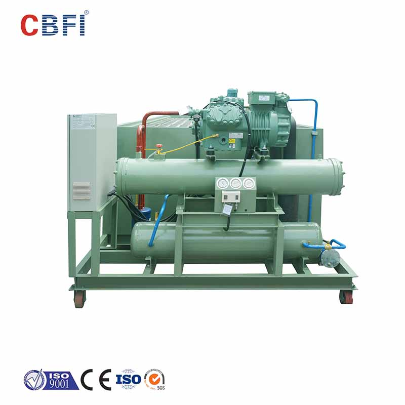 CBFI professional ice cube machine in china for cooling-14