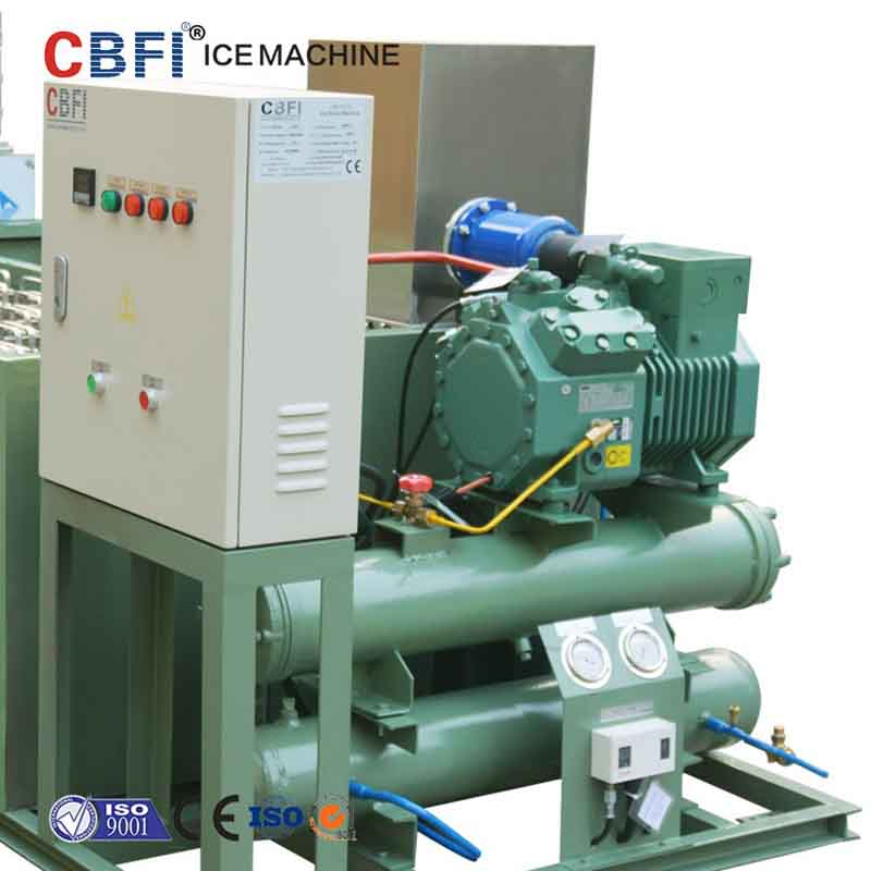 CBFI-Industrial Ice Block Machine Manufacture Cbfi Bbi50 5 Tons Per Day
