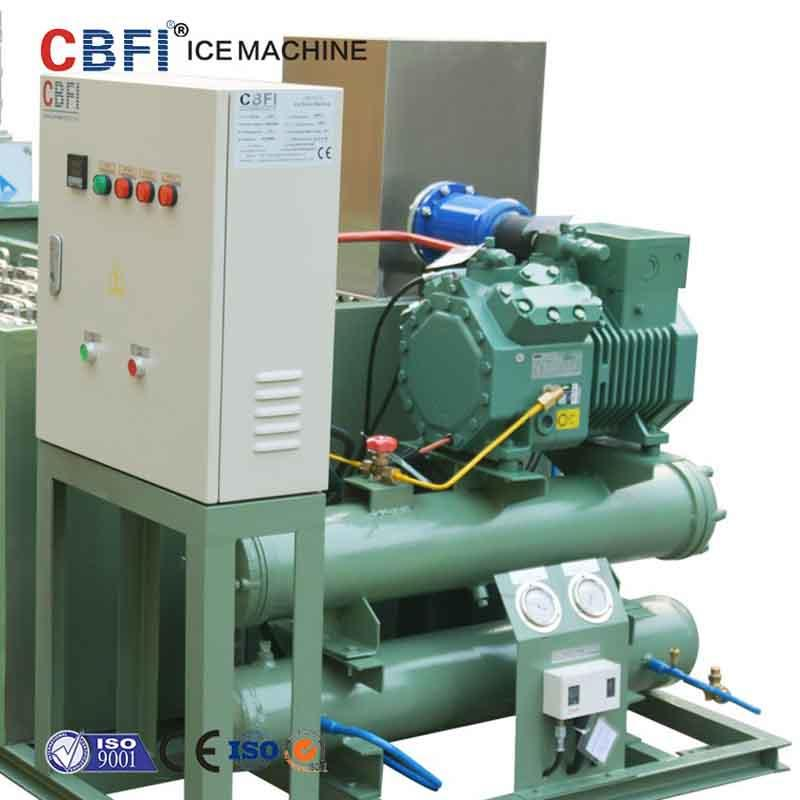 CBFI small ice machine plant for whiskey