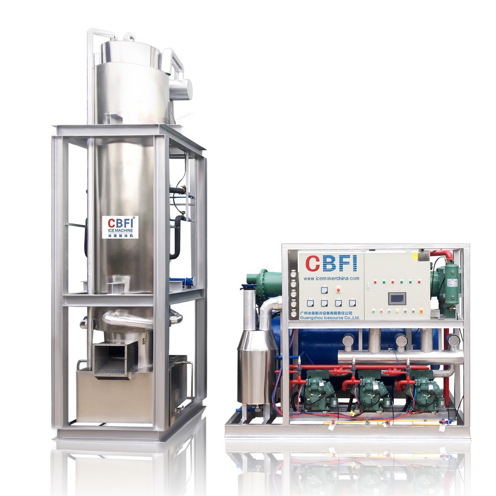 CBFI-Tube Ice Machine For Drinking Manufacture | Cbfi Tv300 30 Tons Per Day-6