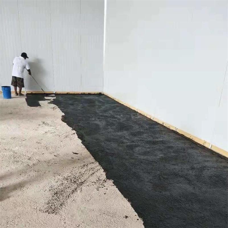 Mexico Integrated Fish Processing Cold Room - Stage 2 Floor Treatment