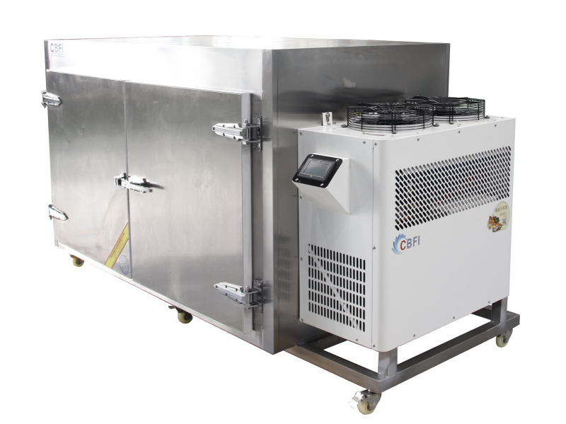 easy to use ice chip machine processing widely-use for ice machines-4