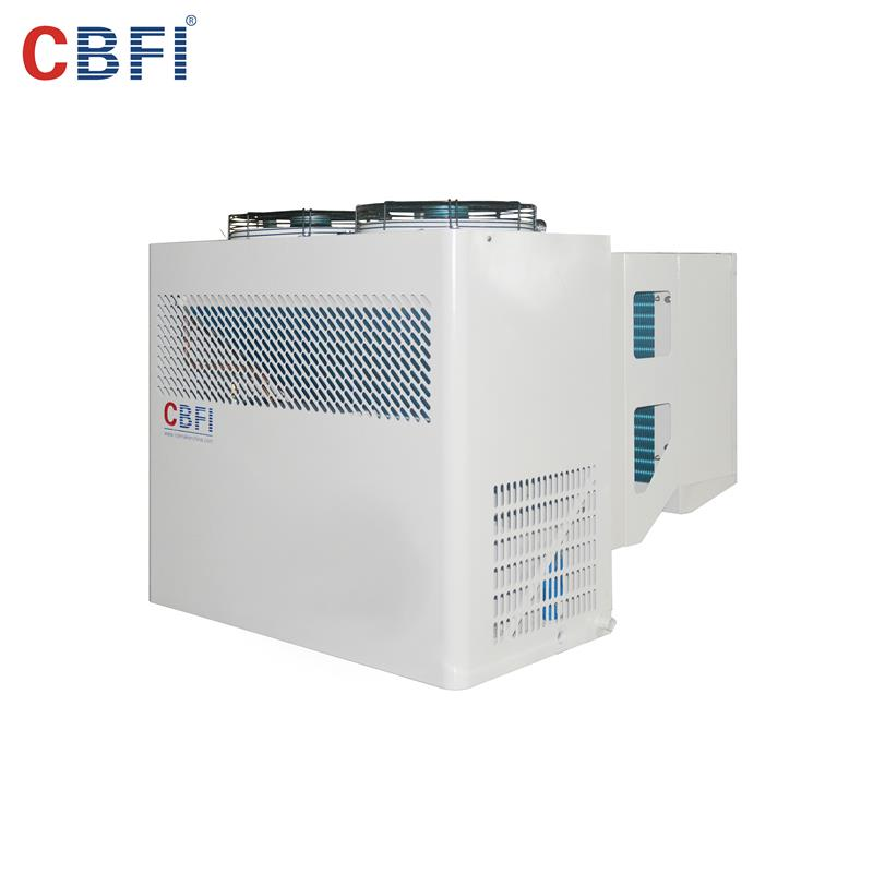 CBFI new arrival cold room unit for water pretreatment-13