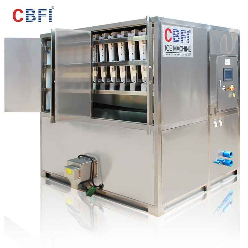 high reputation hotel ice maker cbm plant for brandy-28