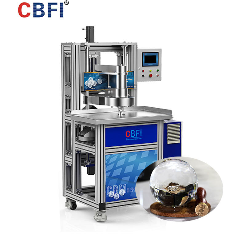 CBFI New Product Machine de sculpture sur boule de glace série CBM