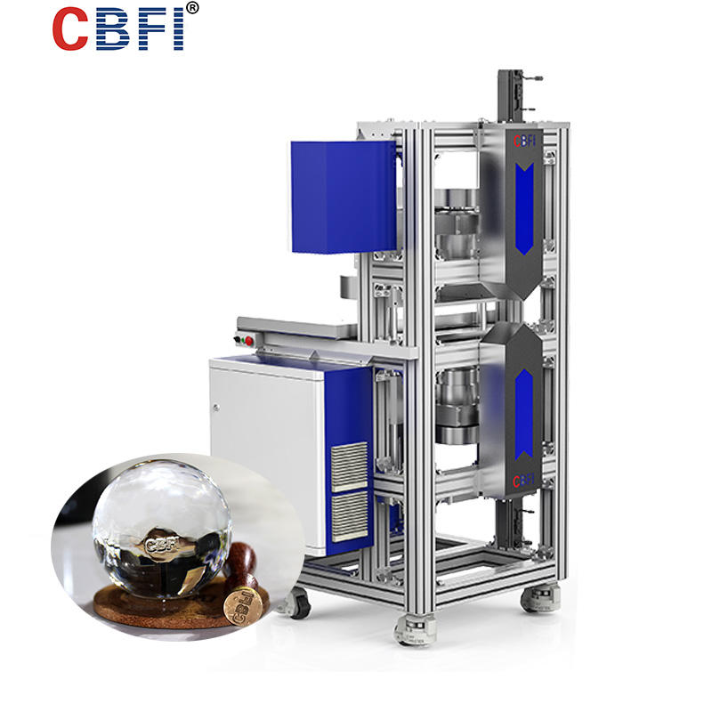 CBFI New Product CBM Series Ice Ball Carving Machine