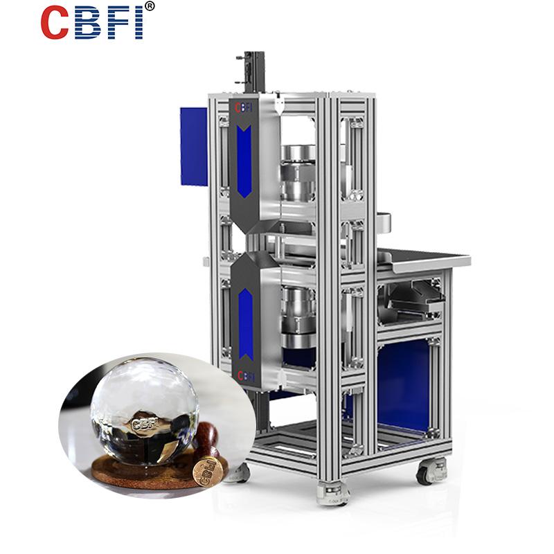 video-CBFI highend ice making machine manufacturers at discount for cooling-CBFI-img-1
