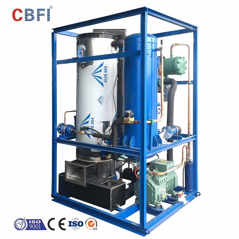 CBFI-Professional Tube Ice Machine Industrial Ice Making Machine-1
