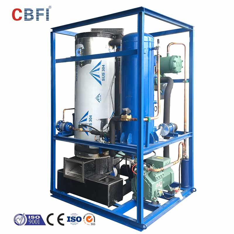 CBFI machine italian ice machine free quote for supermarket