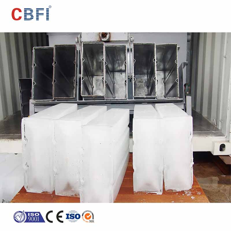 CBFI high-quality ice tube maker machine price in china for cooling-1