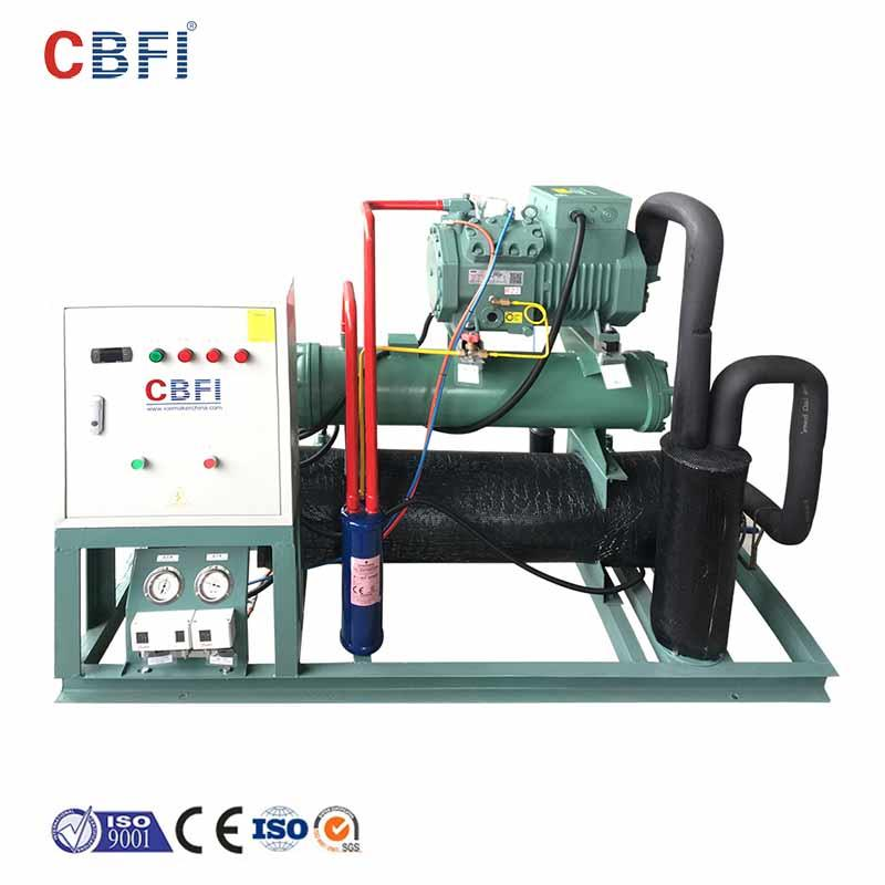 CBFI small ice machine bulk production for summer
