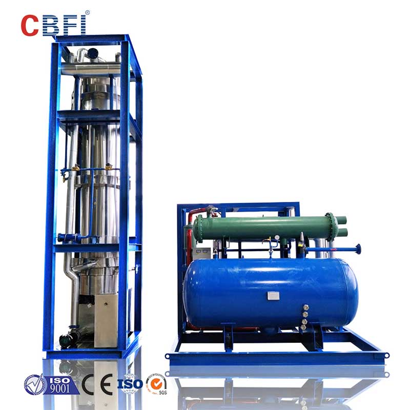 CBFI-Ice Tube Maker Machine, Cbfi Tv200 20 Tons Per Day Automitic-1
