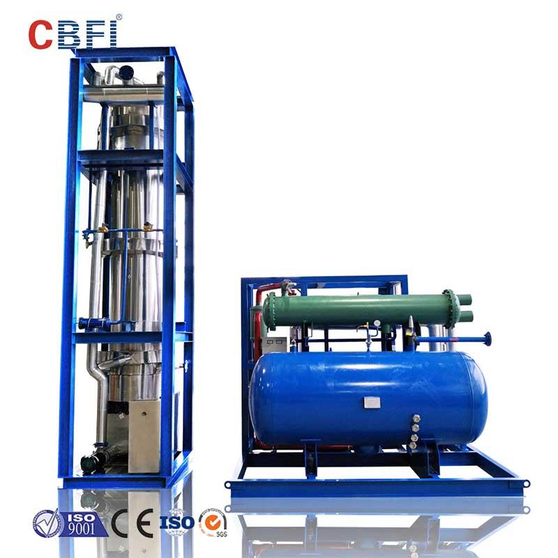CBFI ice tube machine ice for edible usage