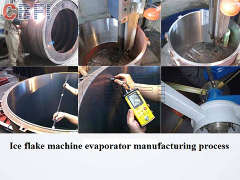 CBFI per flake ice making machine long-term-use for ice making-8