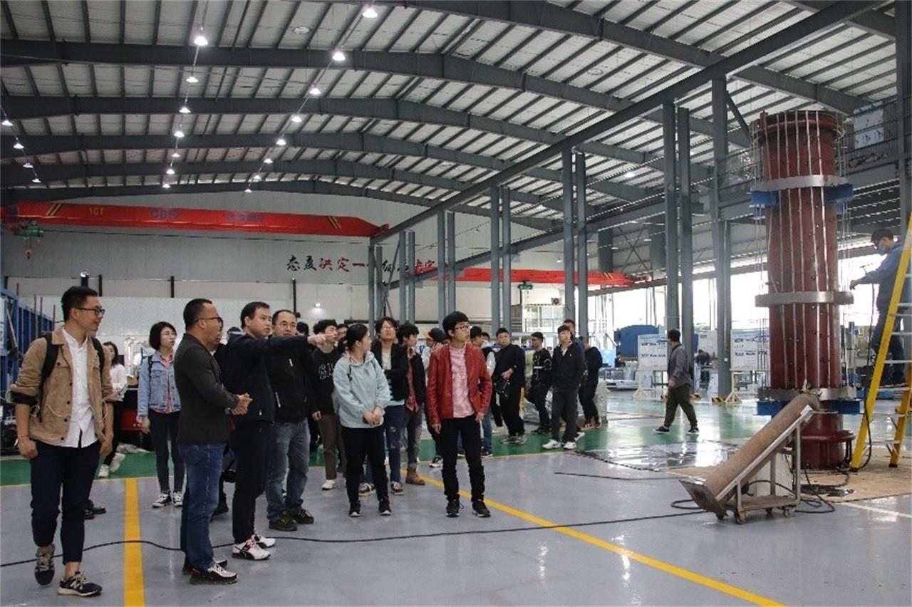 CBFI-Ice Cube Machine-students From University Of South China Visited Cbfi-1