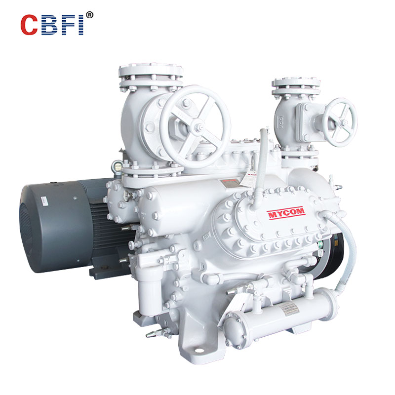 CBFI ammonia bulk production for cooling use-8