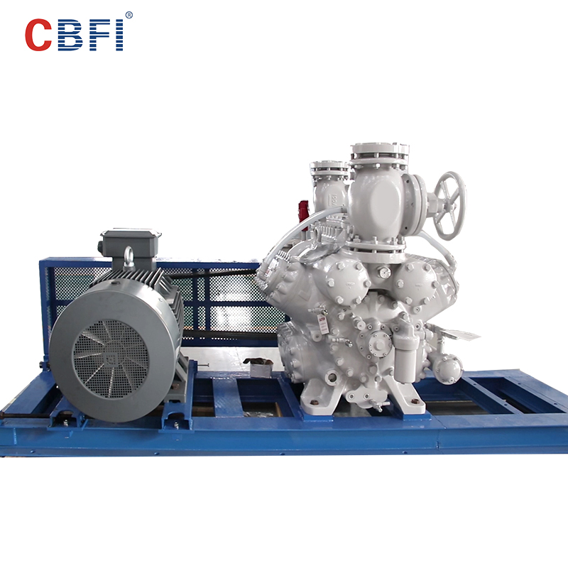 CBFI-Ice Tube Maker Machine Manufacture | Cbfi At80 80 Tons Per Day Ammonia-7
