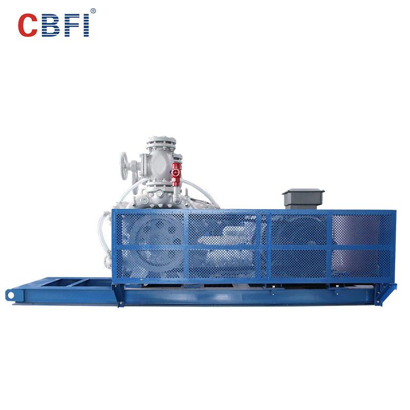 CBFI AT60 60 тонн в день трубчатый льдогенератор аммиака