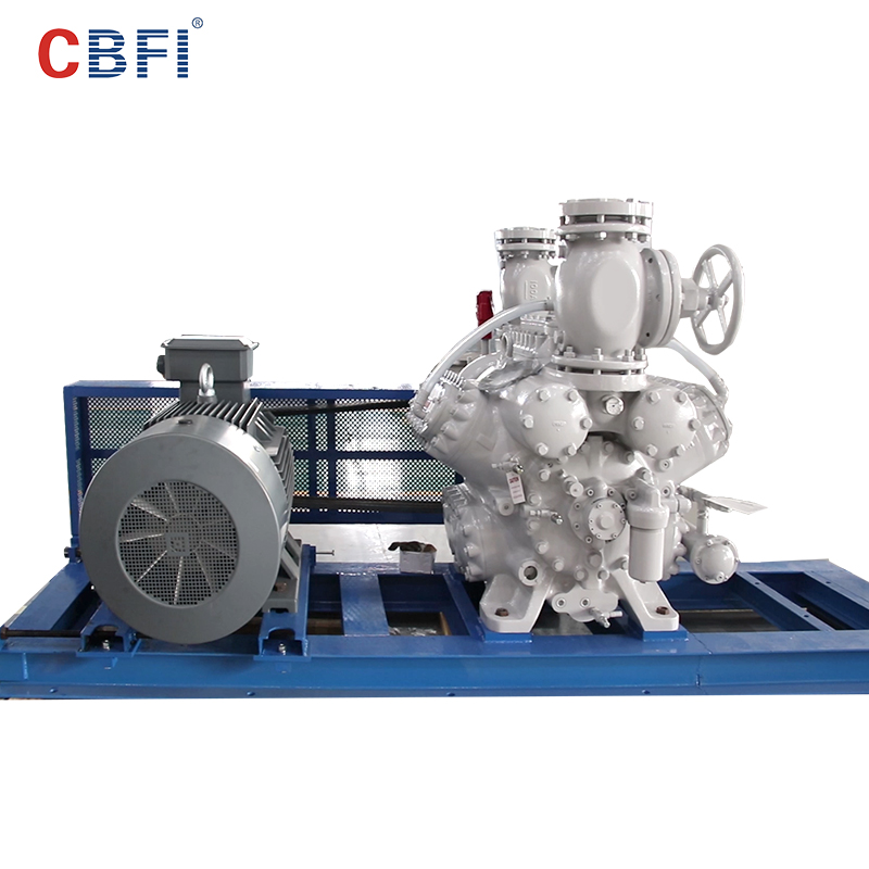CBFI-Refrigerator Ice Maker | Cbfi At60 60 Tons Per Day Tube Ice Machine-1