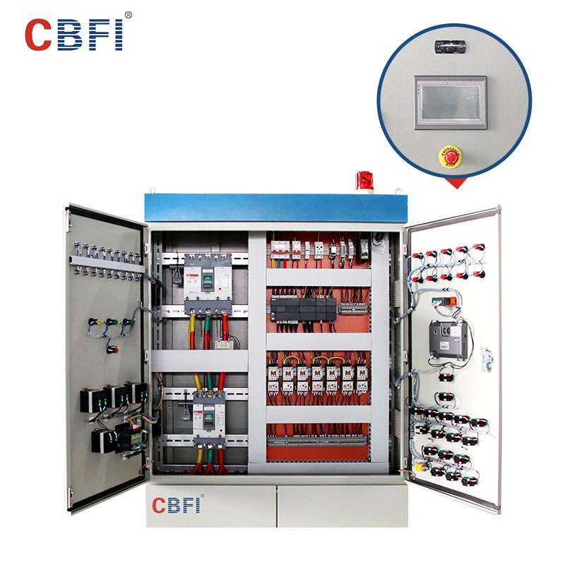 CBFI high-quality ice maker line for cooling use-10