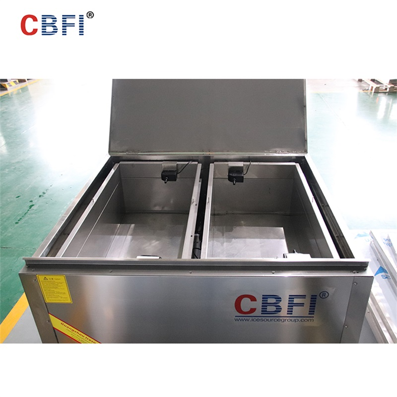 CBFI-clear ice maker | Pure Ice Machine | CBFI