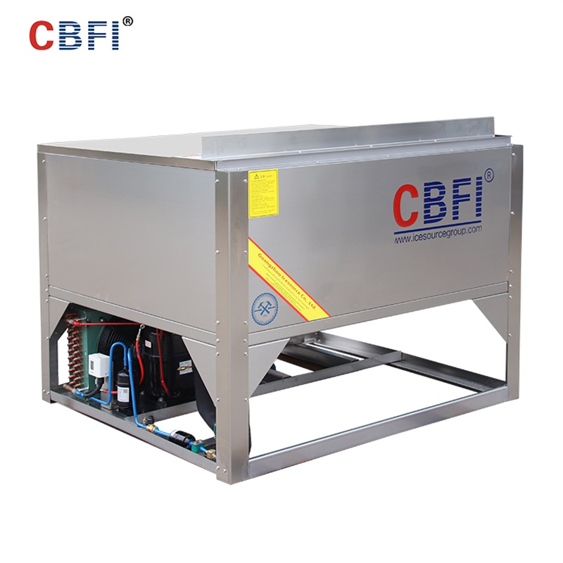 CBFI sculpture ice machine maintenance supplier for wine cooling-5