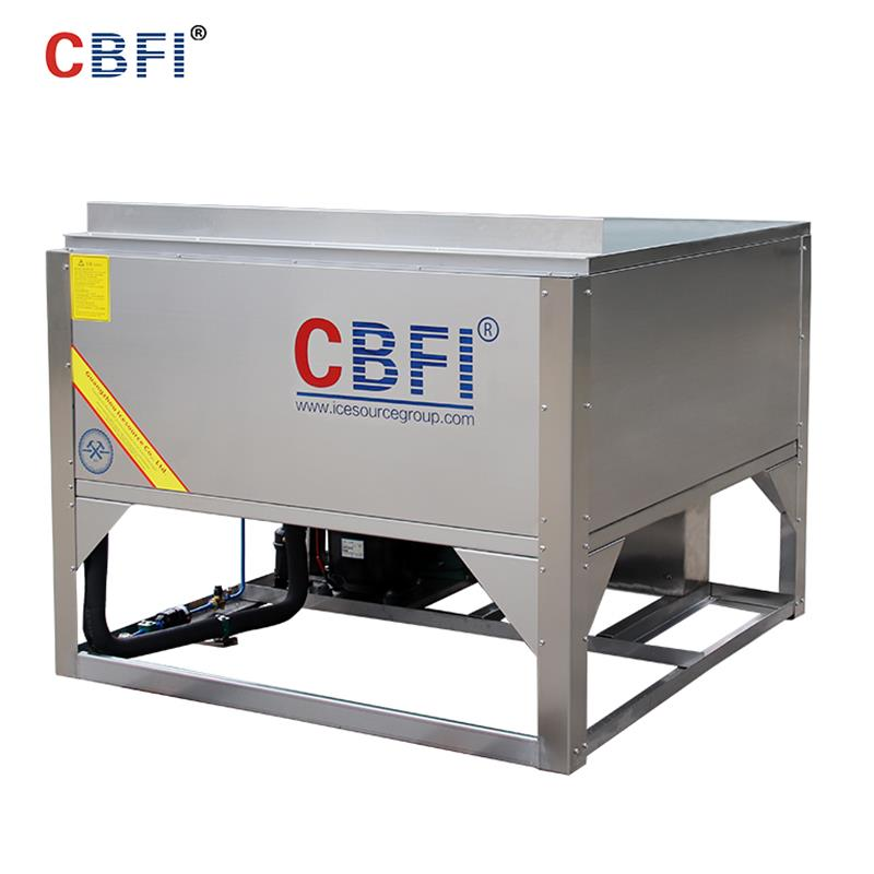 CBFI sculpture ice machine maintenance supplier for wine cooling-6