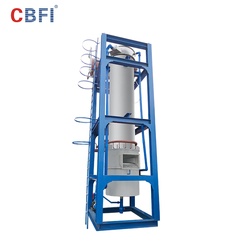 CBFI high-quality ice maker line for cooling use-7