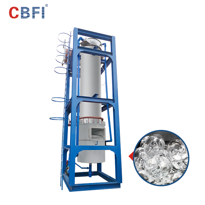 CBFI high-quality ice maker line for cooling use-1