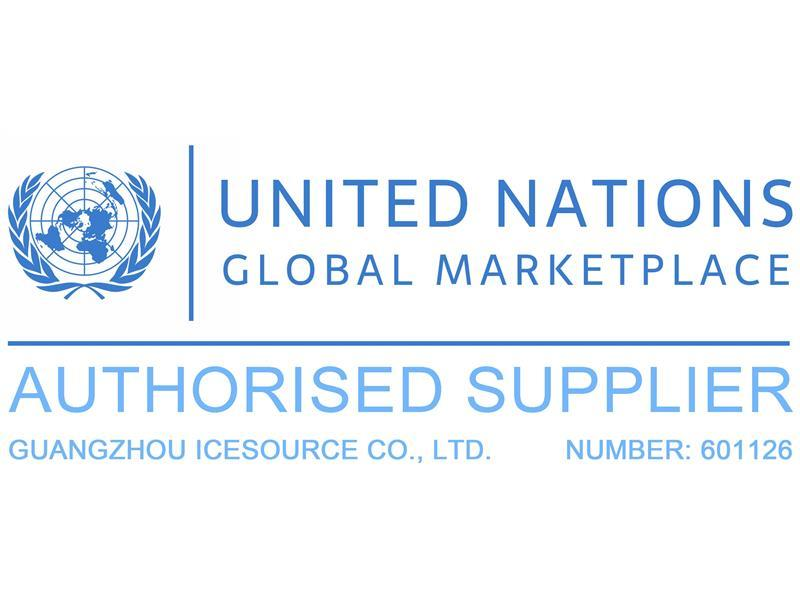 Guangzhou Icesource Co., Ltd. joined the UN Global Market (UNGM)
